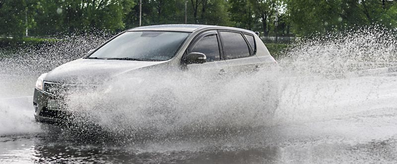 Should I Get My Car Checked After Driving Through Water?