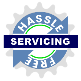 Hassle Free Servicing