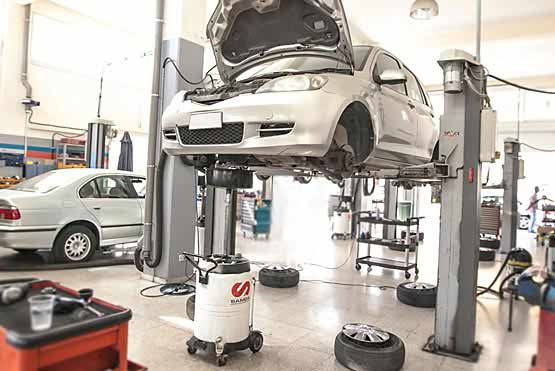 Low Cost Car Servicing